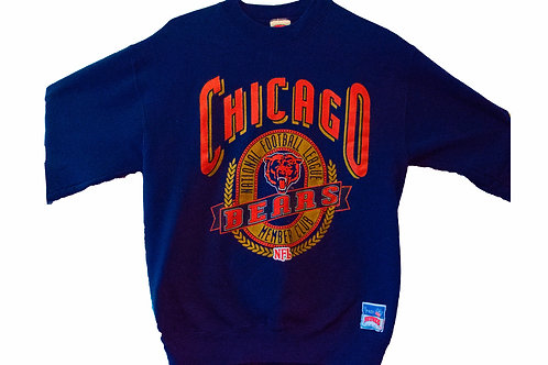 Vintage 80's Chicago Bears Sweater