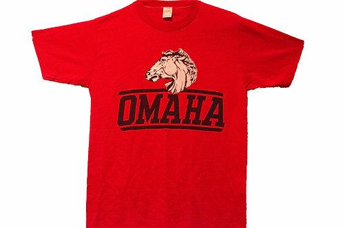 Vintage Omaha Broncos Tee