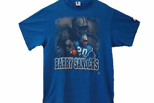 Vintage 90's Barry Sanders Tee