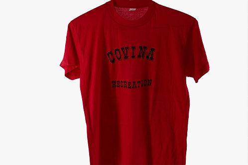 Vintage 70's Covina Recreation Tee