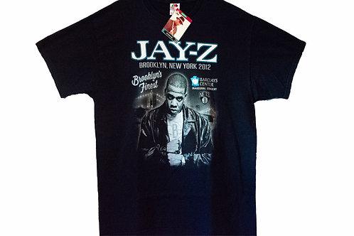Jay-Z Vintage Hip-Hop Tee (2012 Hello Brooklyn Barclays Tour)