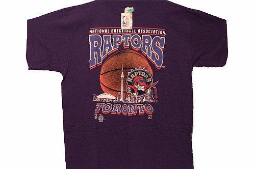 Vintage 95' Toronto Raptors Tee