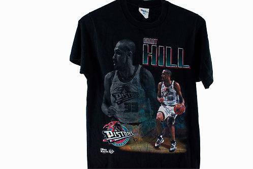 Vintage 90's Grant Hill Pistons Tee