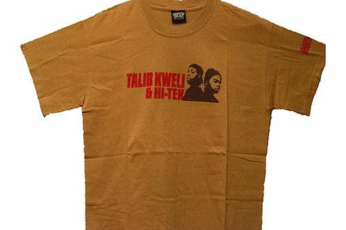 Vintage Talib Kweli and Hi-Tek Rawkus Tee