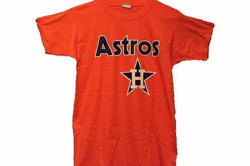 Vintage 80's Houston Astro's MLB Tee