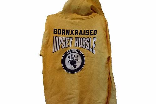 Nipsey Hussle Born x Raised Complex Hoodie