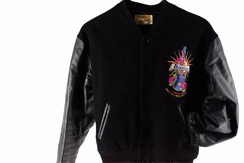 Vintage 80's Ibanez North Hollywood Letterman Jacket