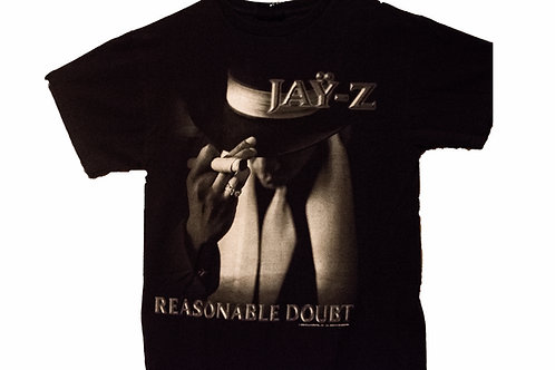 Vintage Jay-Z Reasonable Doubt Tee