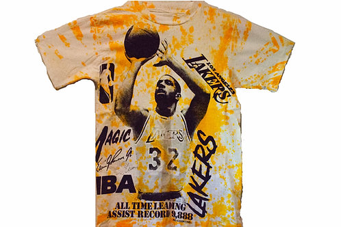 Vintage Lakers Magic Johnson Tee