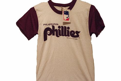 Vintage 1987 Philadelphia Phillies Tee