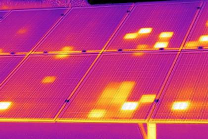 Drone Solar Panels