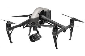 DJI INSPIRE 2 DRONE HIRE RATES