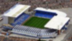 Etihad Stadium Manchester Drone