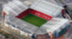 Old Trafford MUFC Drone