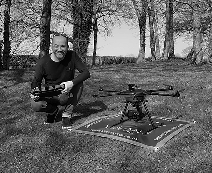 Drone company UK