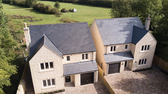 Drone Photo House Northampshire