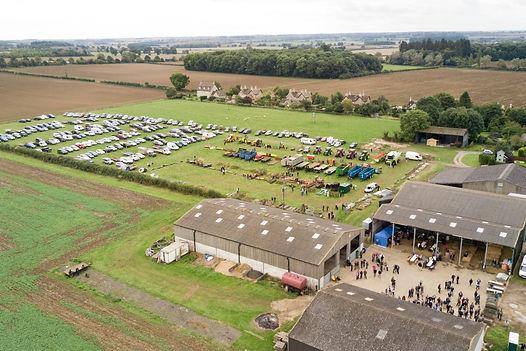 Farm Sale Drone Photo