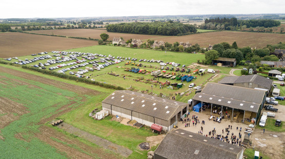 Drone Photo Farm Oundle