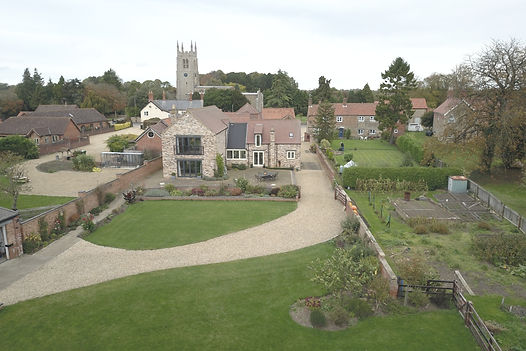 Lincolnshire Drone Property