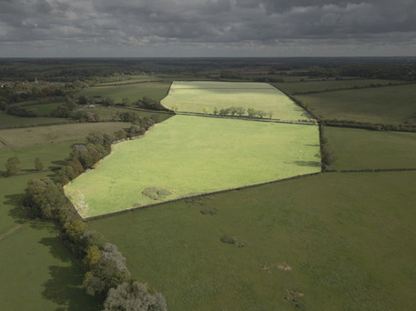 Drone Photo Land Sales