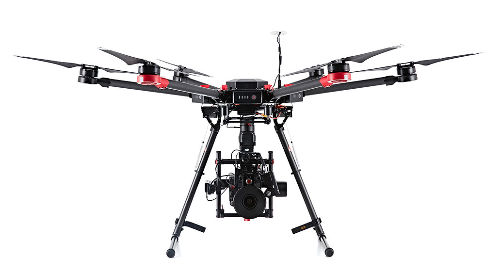 Drone Hire UK