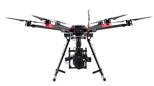 DJI M600 DRONE HIRE RATES