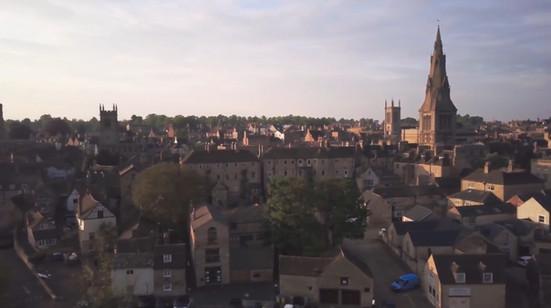 Drone Photo Stamford UK