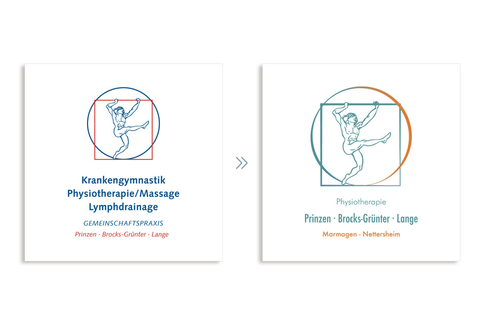 Relaunch Physotherapie Nettersheim Romy