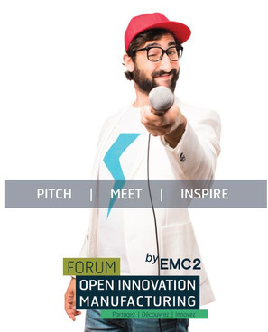 2018 | 20 technologies innovantes au programme de la 3ème édition du Forum Open Innovation Manufactu