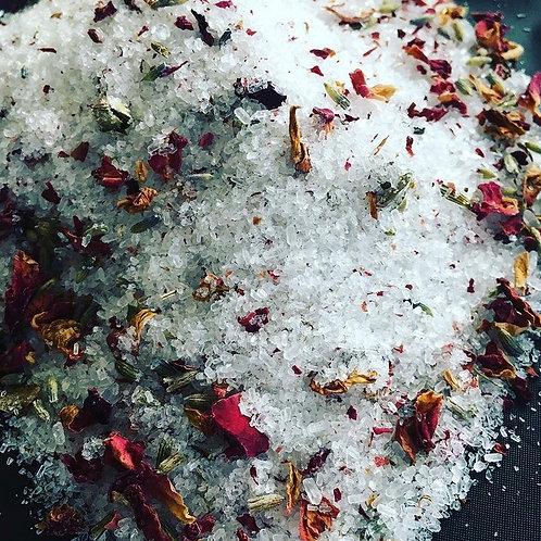 Lavender Rose Bath Salt