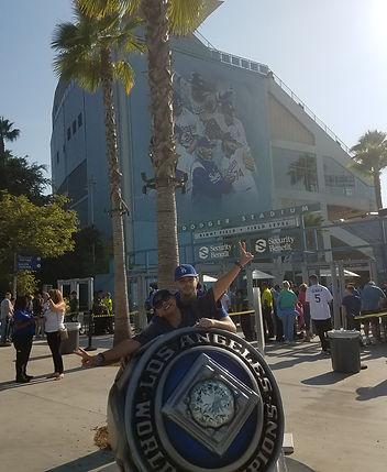 Dodgers World Champions Ring Photo