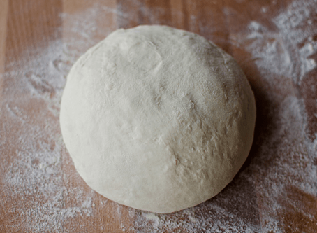 Perfectly-portioned Pizza Dough