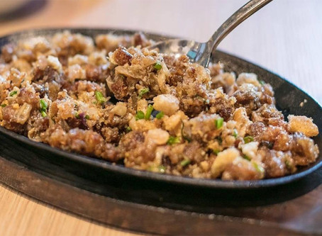 Supremely Scrumptious Sisig