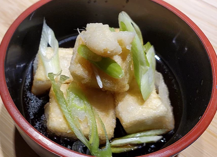 Japanese Authentic Agedashi Tofu
