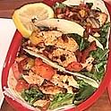 Salmon Taco