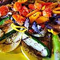 Sautéed Veggie Plate
