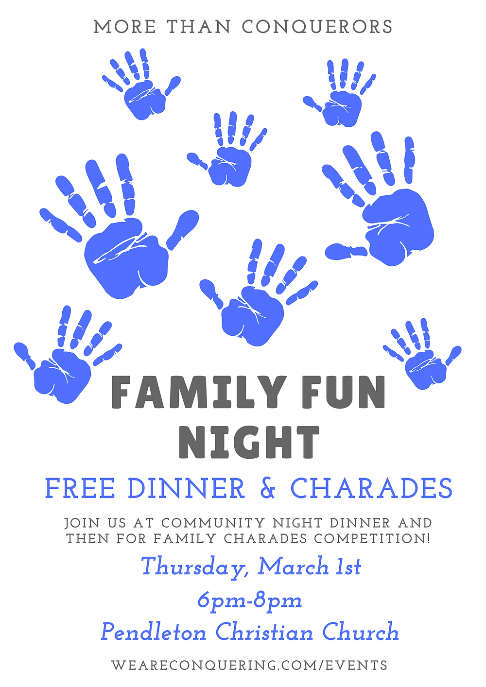 Open to all MTC community families!