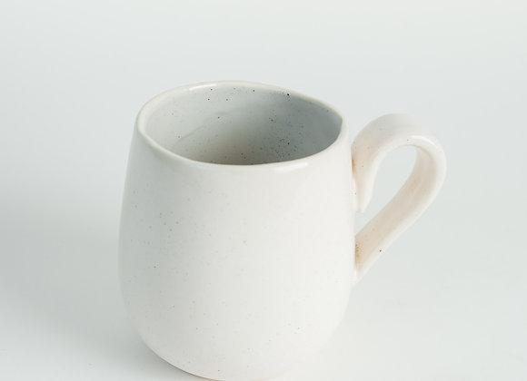 Mug - Peppered White / Cloud Grey
