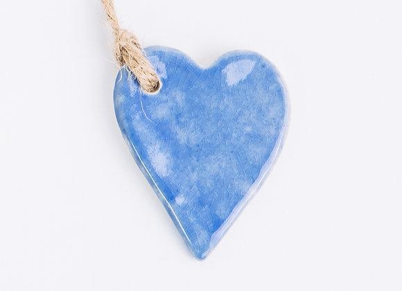Heart - Nordic Blue