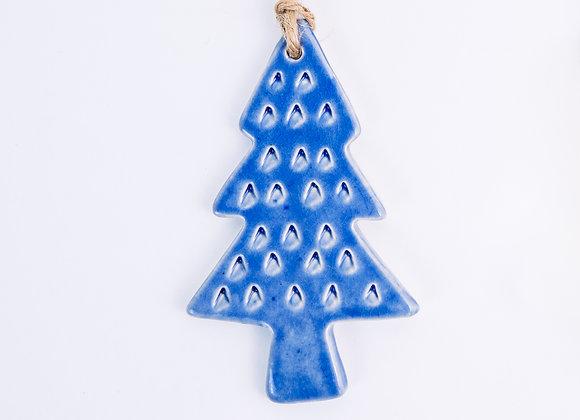 Tree - Nordic Blue