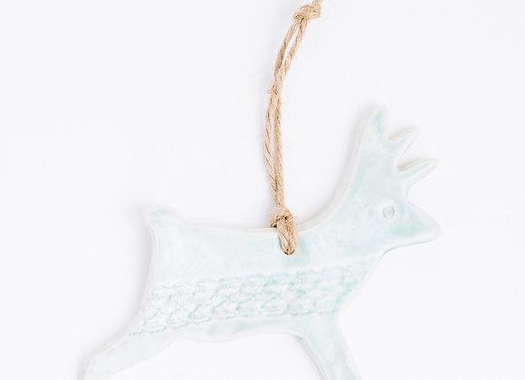 Reindeer - Arctic Blue