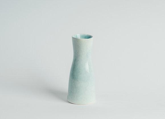 Second Quality Small Carafe Vase - Sky