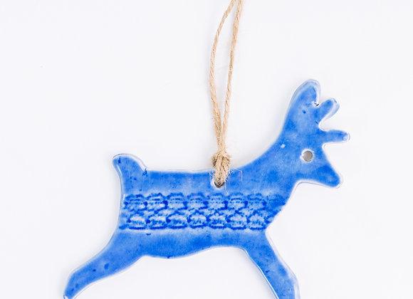 Reindeer - Nordic Blue