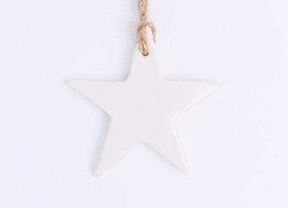 Star - Polar White