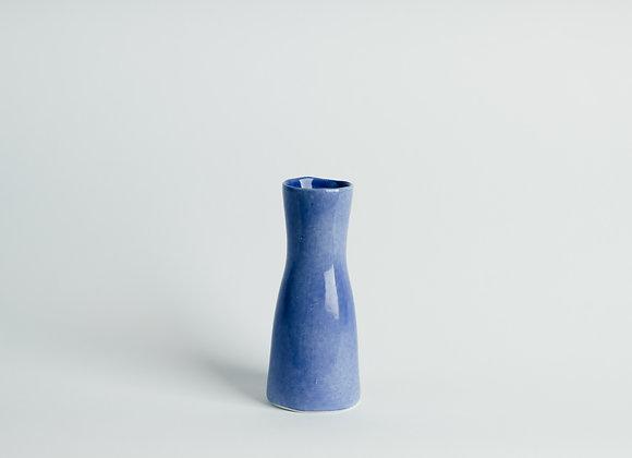 Small Carafe Vase - Cobalt