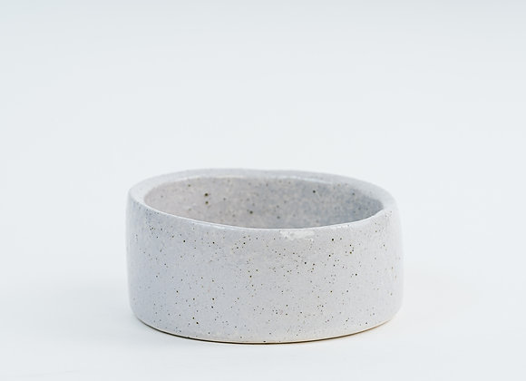 Large Pet Bowl - Cloud Grey