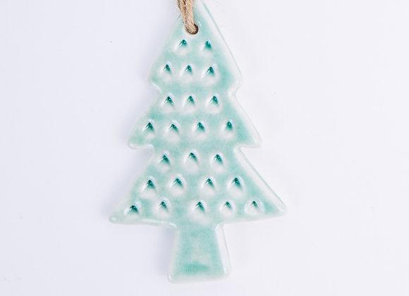 Tree - Arctic Blue