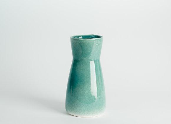 Large Carafe Vase - Jade