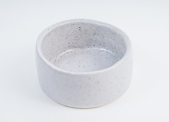 Second Quality Small Pet Bowl - Cloud Grey