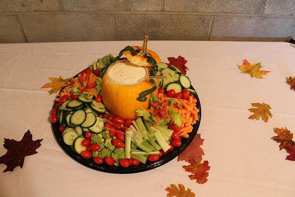 Beautiful Veggie Platter